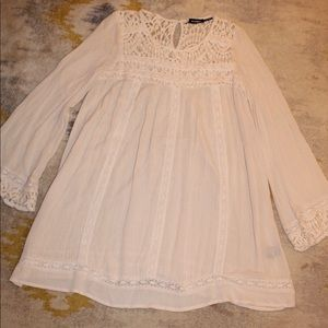 Boutique baby doll style dress
